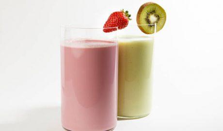 ricetta dietetica frullato di frutta