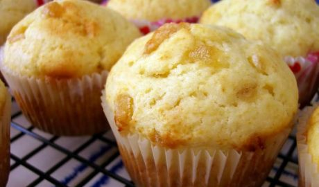 muffin rabarbaro zenzero limone