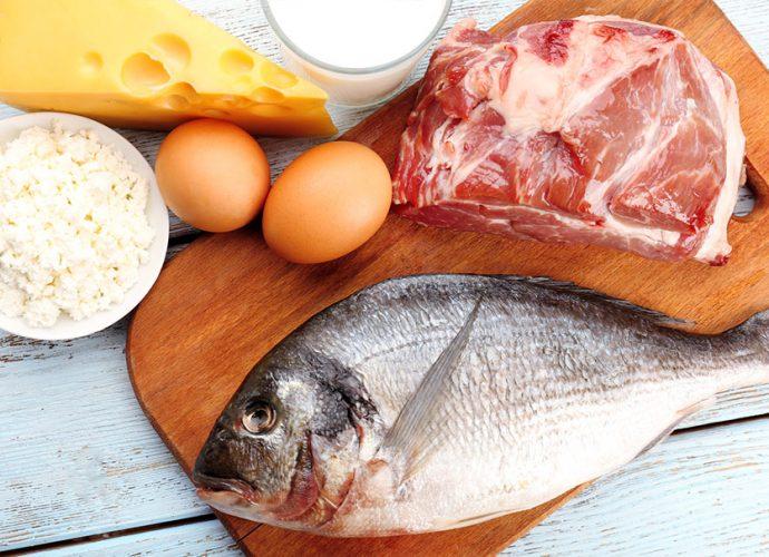 Schema alimentare dieta plank